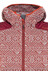 Salewa Lifi 2 PL Full-Zip Hoody Women velvet red/grey